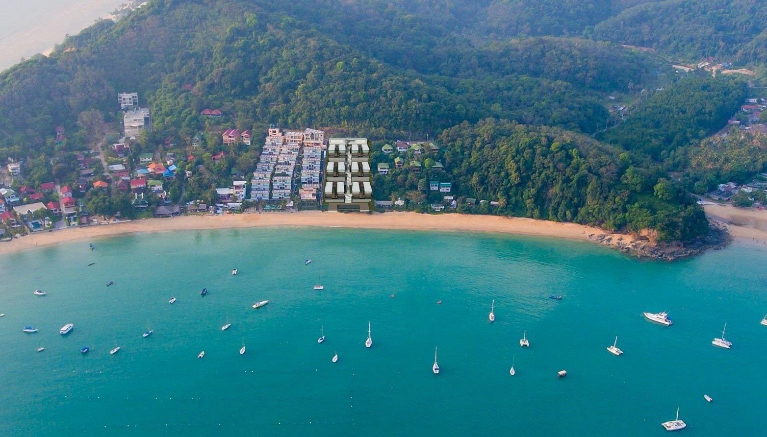 Beachfront Ocean View Pool Sky Villa, Ao Yon, 2 Br