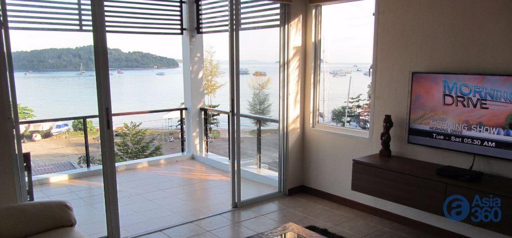 Ao Po Marina Sea View Apartment