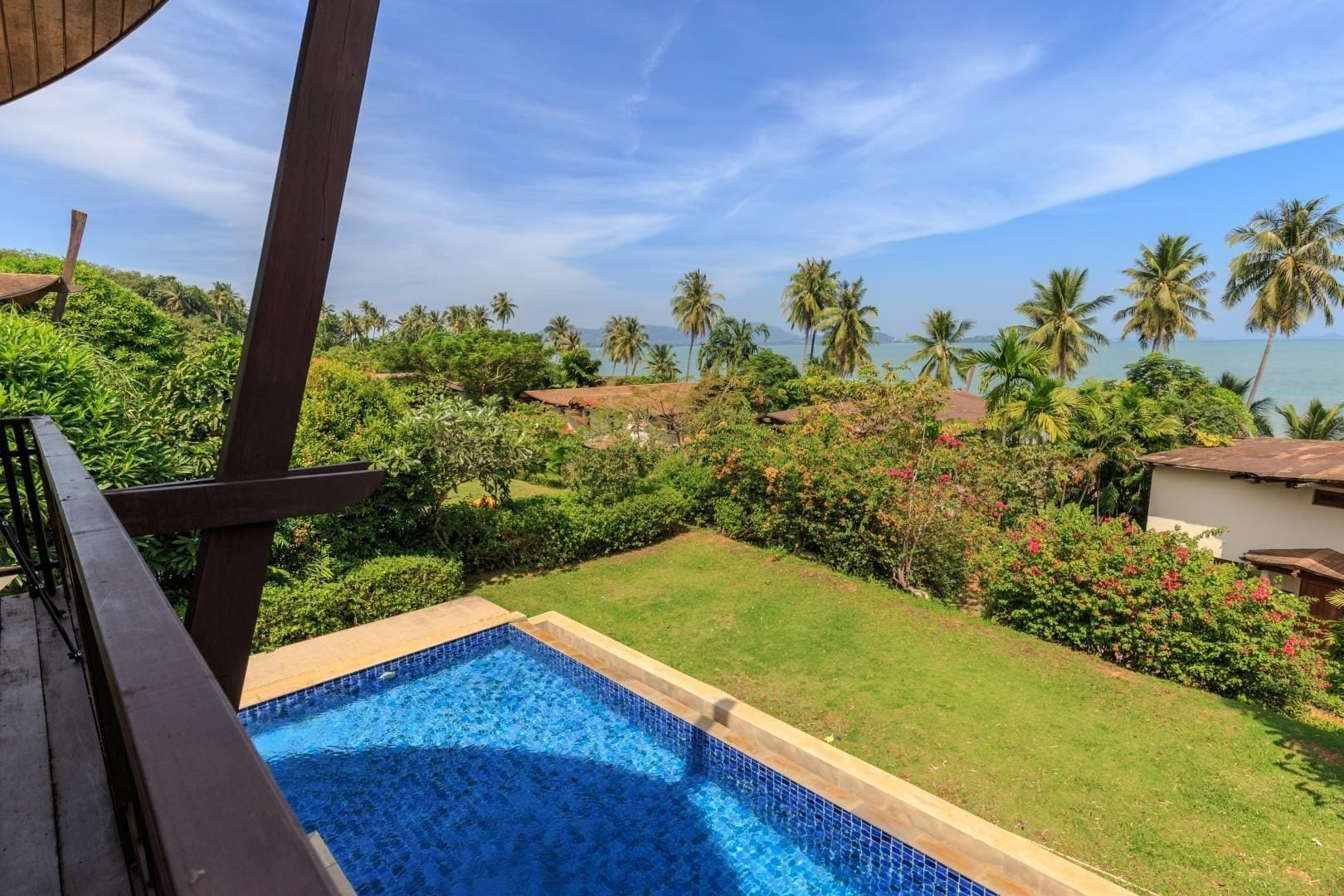 Sea View Villa, Coconut Island, Phuket V29, 3 Bed