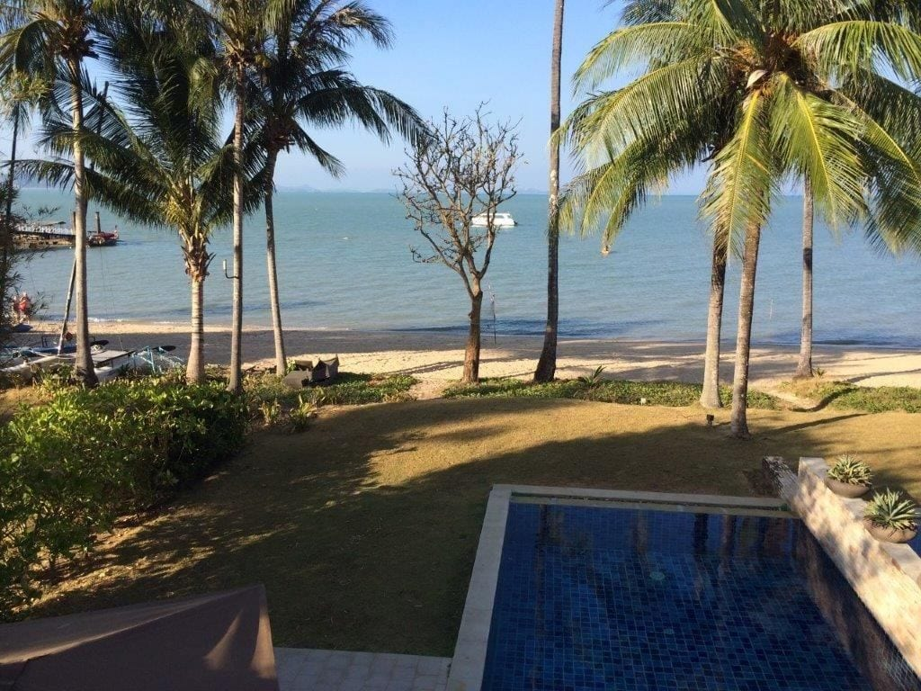 Absolute Beach Front Villa, Coconut Island, Phuket V8 & V9