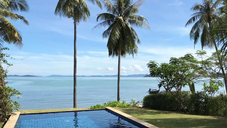Absolute Beach Front Villa, Coconut Island, Phuket 17B