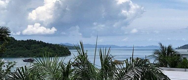 Sea View Condo, Ao Po Marina, 2BR