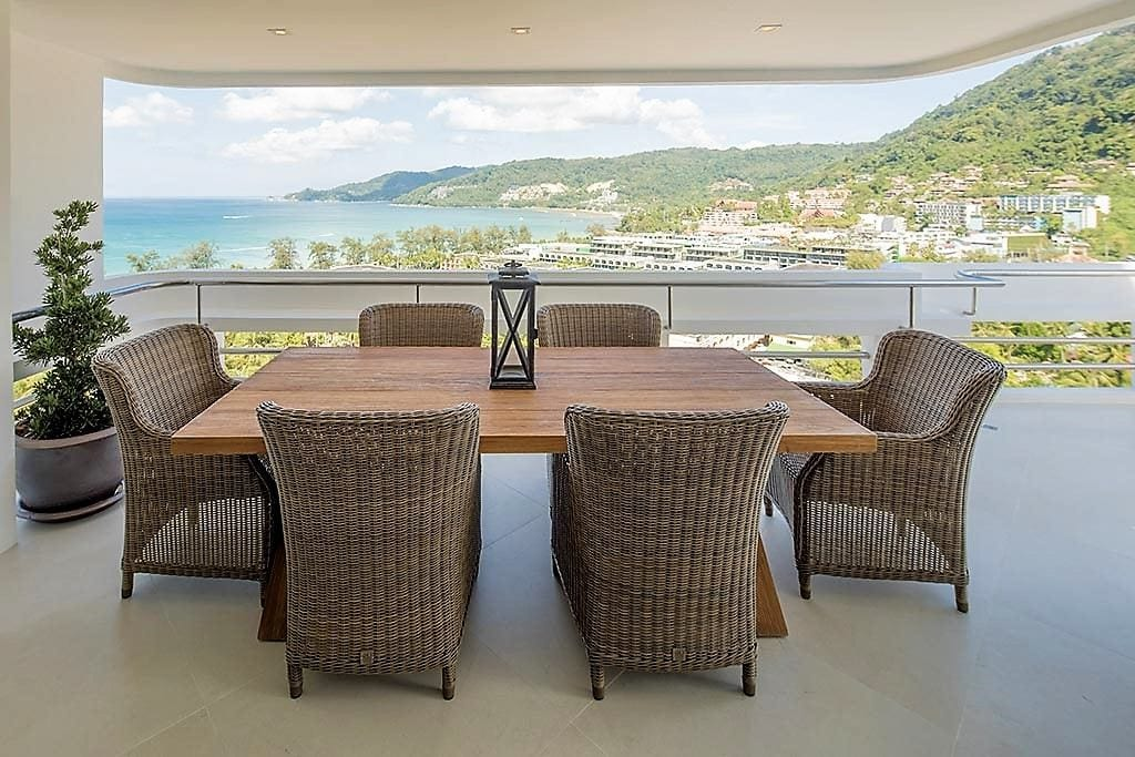 Panoramic Ocean View Condo, Patong