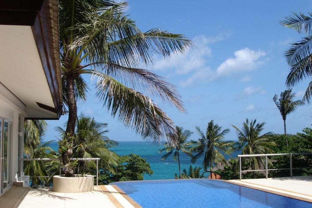Ocean Front Villa,  Kata Noi