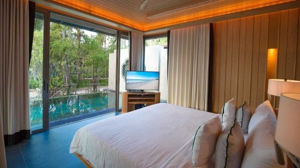 Beach Pool Villa by Sri Panwa Hotel Group, Natai