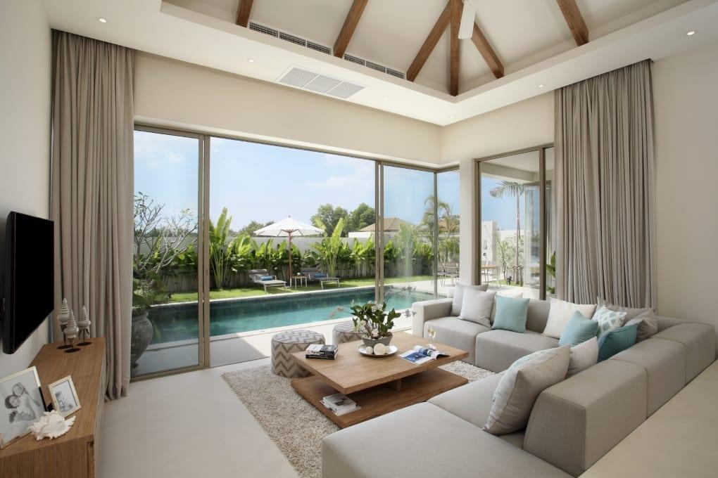 Trichada Luxury Pool Villa 3-4 bed, Layan