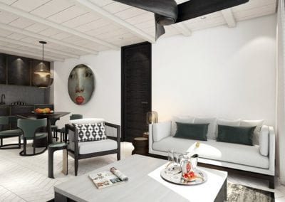 Luxury Apartment Homes For Sale Thailand Yoo Design Studio for Lifestyle and Investment (10)-2311rkf