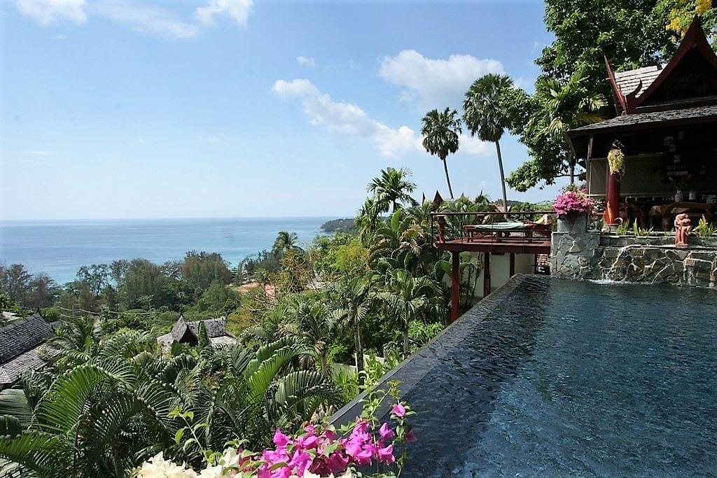 Sea View Thai Style Villa, Surin