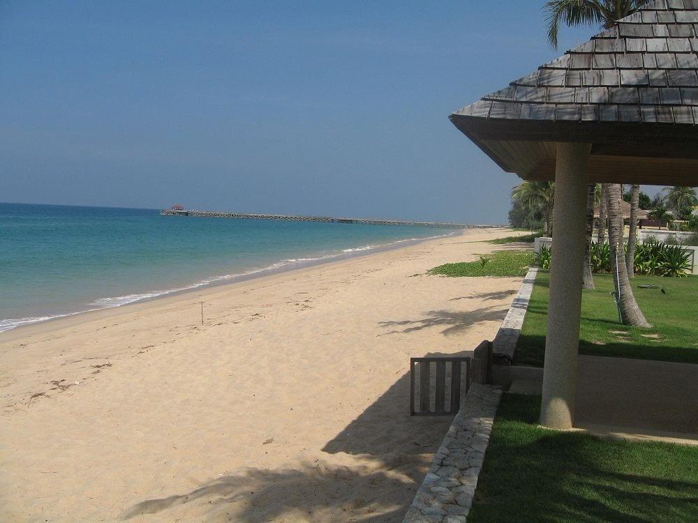 5 Bedroom Beach House Villa, Natai