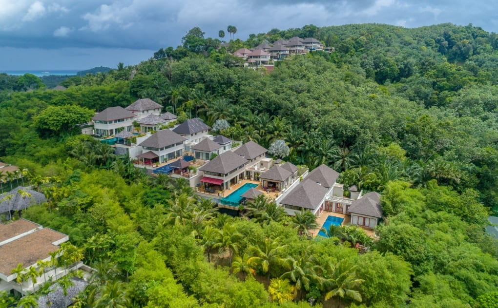 Family Residential Villa, Layan