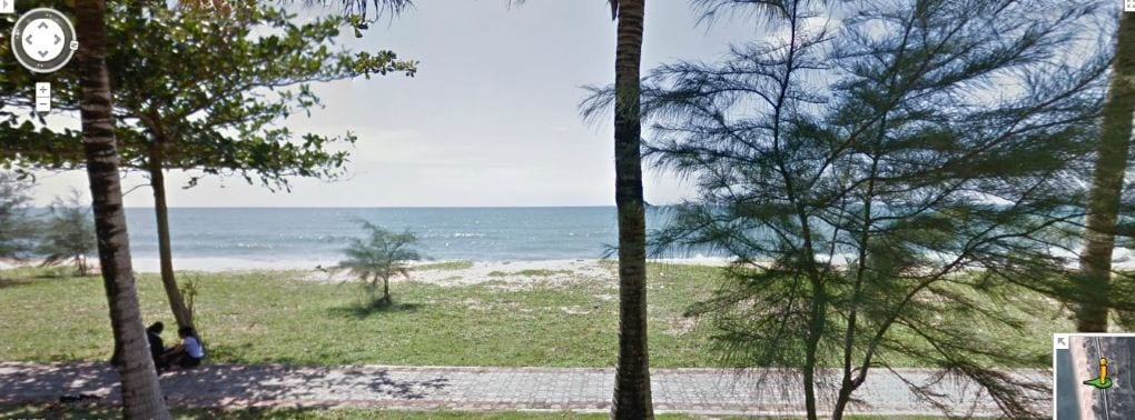 Land 8.1 Rai Beach Front, Mai Khao,