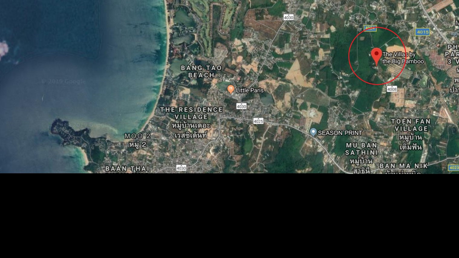 Serviced Villa Building Plots Laguna Phuket