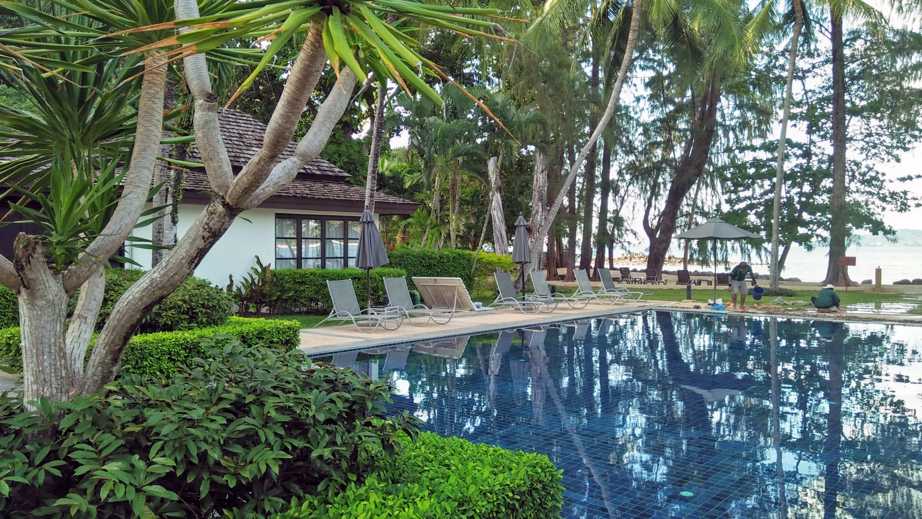 2 Bed Apartment Beachfront Bang Tao / Walk to the Beach Phuket Thailand